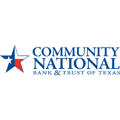 Community National Bank of TX Logo