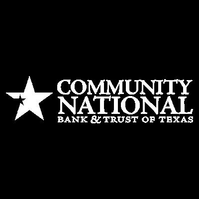 Community National Bank of TX Logo